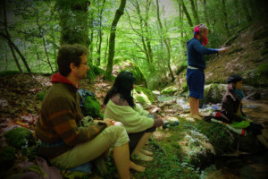 ShamanicWorkshops With Andy Wood
