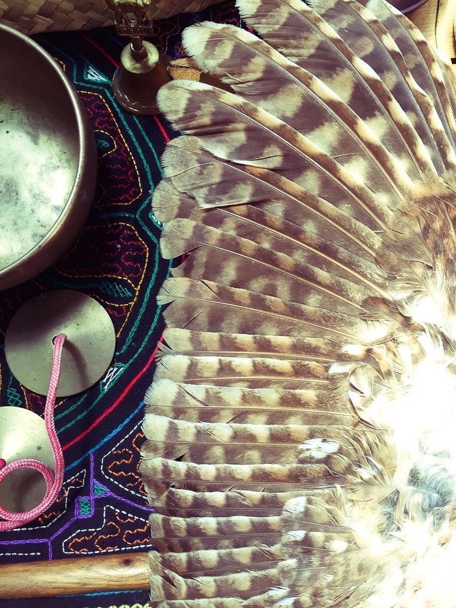 Shaman Ritual Features